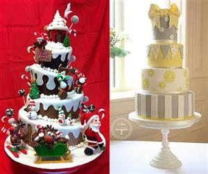 Cake design che passione: le basi in polistirolo per torte